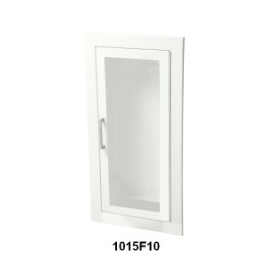 Fully Recessed Cabinet